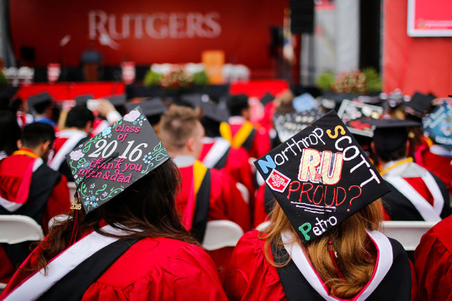 美國大學學費逐年增加。(Getty Images)