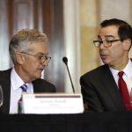 安撫市場   米努勤澄清:川普沒說要開除Fed主席鮑爾