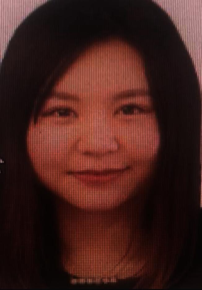 市警局表示,一位名為羅贊瀟(Zanxiao Luo,音譯)的中國留學生19日外出後至今未歸。(市警局提供)