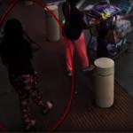 孕婦帶孩童 停車場女匪掏刀搶