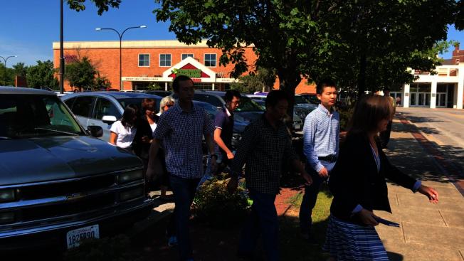 章瑩穎家人預計在明年4月2日開庭審判前,再度抵達美國參與聆訊。(本報檔案照片)