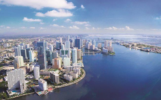 長期資本利得稅率改變。圖為佛州邁阿密。(Visit Miami臉書)