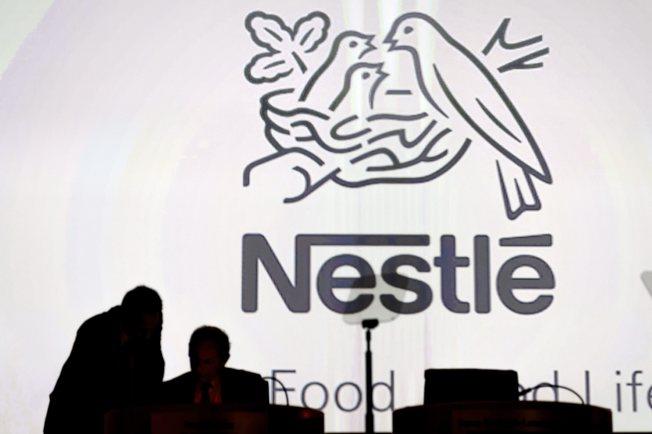全球食品產業龍頭雀巢將推出蔬食漢堡。(歐新社資料照片)
