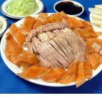 北京烤鴨有規範 鴨重3公斤荷葉餅20張