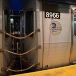 地鐵行進中穿車廂 本月4人送命
