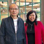 楊艾俐、李以安27年後相聚 再敘墨西哥風雲