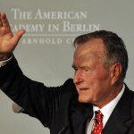 前總統老布希辭世  享壽94歲