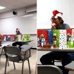 聖誕派對無人到場?「失望教授」出面揭發真相