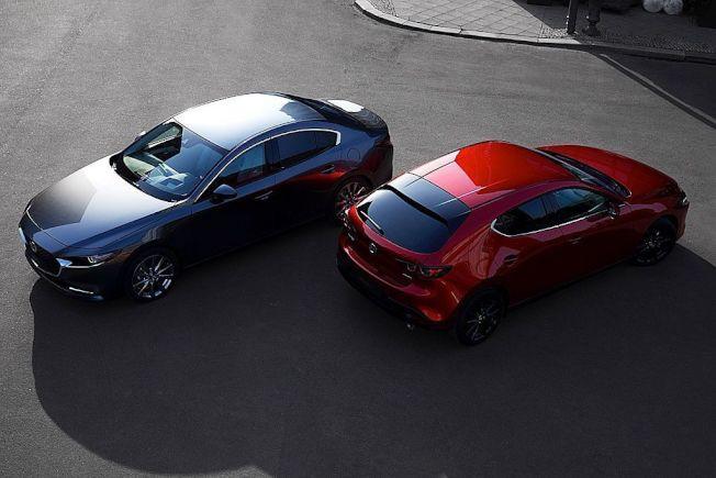 全新Mazda3歐規車型不僅有三種動力可選,Skyactiv-X引擎也有相關規格露出。(Mazda)