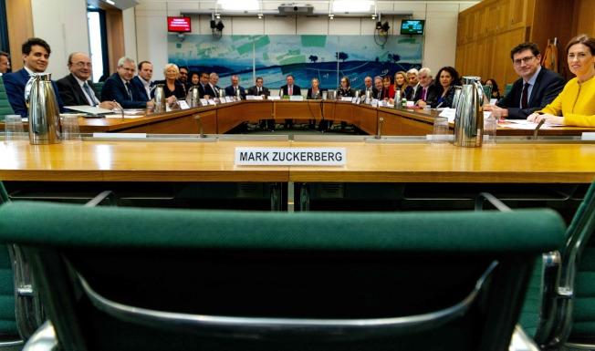 臉書因劍橋分析事件首度讓人知道該公司對用戶個資管理不力。(Getty Images)