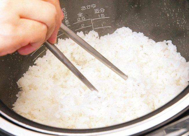 細菌愛米飯 電鍋用完馬上清