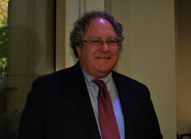 南加州大學美中學院主任杜克雷(Clayton Dube)從美方的角度提出看法。(本報檔案照)
