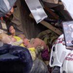 俄大樓氣爆33死 11月大男嬰奇蹟獲救