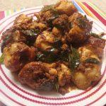 雞肉料理2道-甘香雞、蜜汁香料烤雞塊