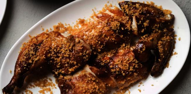 Pinch提供中國多個地區的菜餚。(取自Pinch官網)