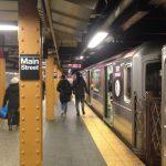 紐約地鐵線路周末變更快報(1月4日至7日)