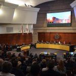 爾灣市議會廳翻修完工 視聽升級