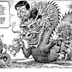 1張圖 看英媒諷習近平 警告台灣別信「一國兩制」