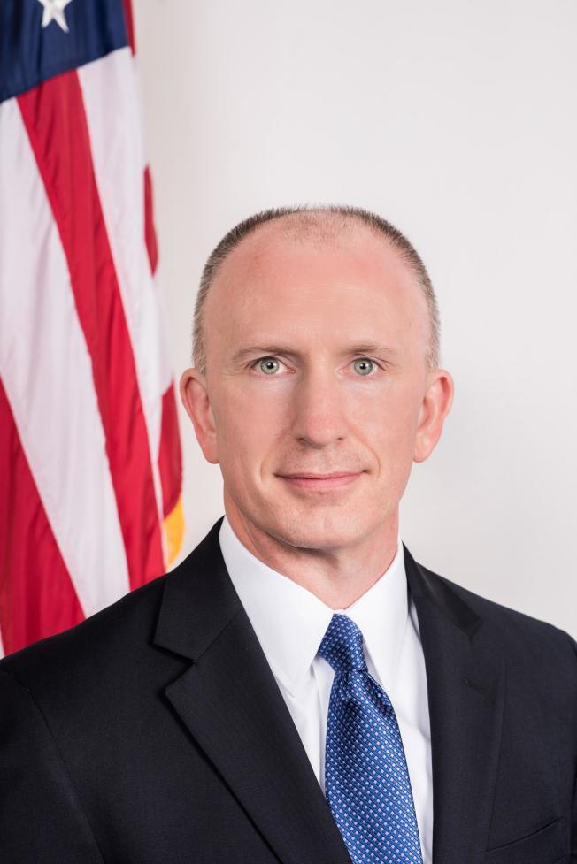 美國副貿易代表吉里希。圖/USTR