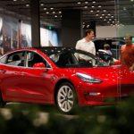 Tesla將在中國售Model 3  起價7.2萬美元