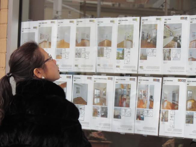 冬季房市進入淡季,但專家卻不建議買家或租客因此入場搶便宜。(記者顏嘉瑩/攝影)
