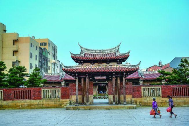 鹿港廟宇古蹟 沉浸歷史人文風采