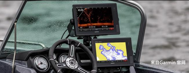水底動態影像聲納探魚器。(Garmin公司官網)