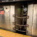 去年紐約地鐵車廂間行走釀7死 MTA加強宣導