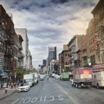 曼哈頓華埠居民 盼M103公車站重返包厘街