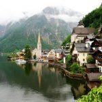 「最美小鎮」哈爾施塔特 天堂寄來的明信片