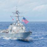 時機敏感 美艦再闖西沙 美中談判傳場外雜音