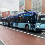 防止占用公車道  全市大執法一周