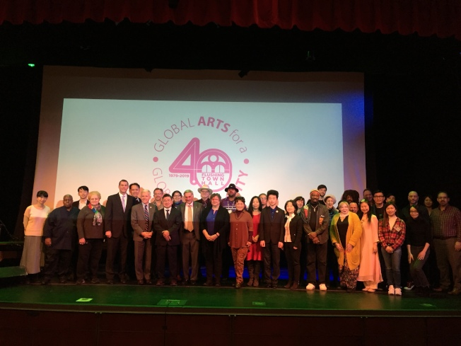法拉盛文藝中心將舉辦多項春節慶祝活動,歡迎社區民眾參與。(法拉盛文藝中心提供)