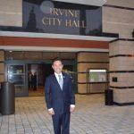 郭正明首次參加市議會