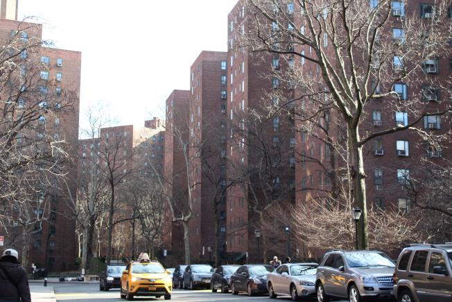 曼哈頓的地產市場安全穩定,高校的發展和擴張會帶動區域房價的上漲,東村的發展潛力大。(記者張筠/攝影)