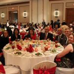 美南銀行耶誕餐會 慰勞員工