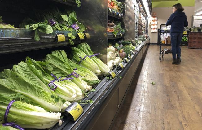 聯邦衛生官員9日宣布,由加州蘿蔓生菜引發的大腸桿菌疫情現已平息。(美聯社)