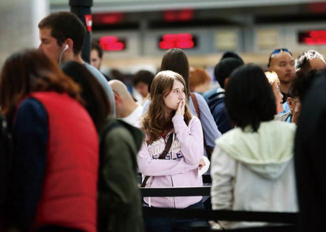 許多加州民眾擔心從1月22日起無法持駕照搭乘國內班機。(Getty Images)