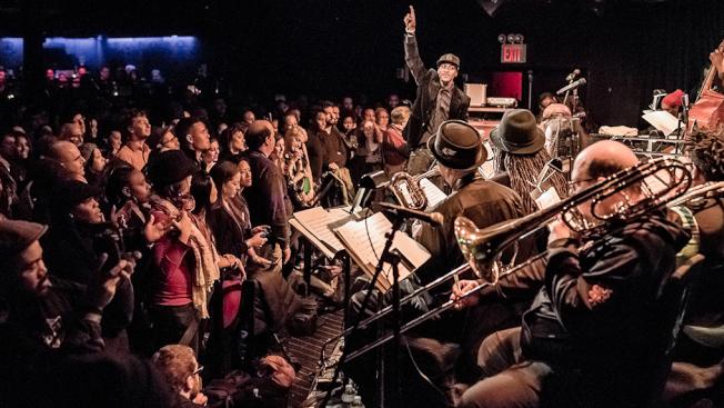 每年的紐約冬季爵士音樂節都座無虛席。(取自活動官網)