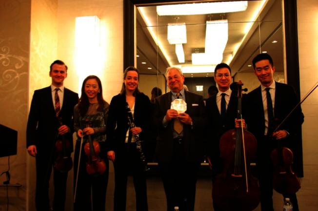 美國室內音樂協會會議,讓演奏與研討融合。(取自活動官網)