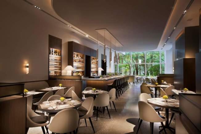Jean-Georges是米其林二星餐廳。(取自官網)