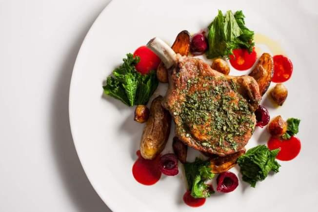 米其林二星級餐廳Jean-Georges在餐館周期間推出優惠價格的餐點。(取自官網)