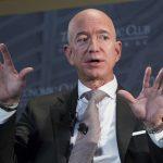 亞馬遜股價不跌小漲 企業CEO婚變3衝擊