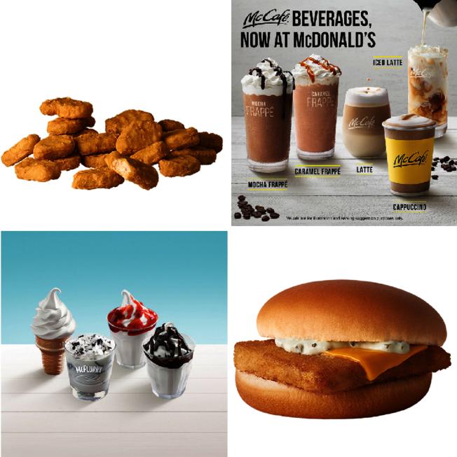 網路媒體 「Mashed」整理速食龍頭麥當勞員工爆料,列舉多項連員工都不敢碰的餐點,但最扯的是,連麥當勞自己都建議員工少吃速食。取材自麥當勞官網