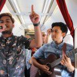印尼航空推空中不插電音樂會 主打音樂界潛力股