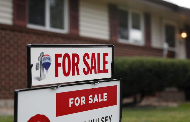 雖然美國房地產市場可能正在降溫,但這並不表示潛在買家的機會到了。(美聯社)