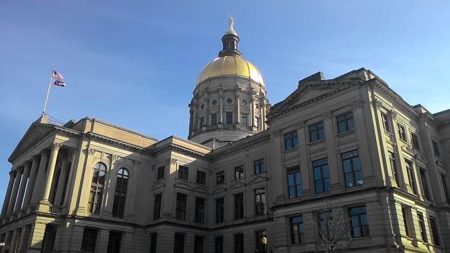 聯邦政府部分關閉即將進入第4周,對喬州各方面的影響開始顯現。圖為喬州州議會。(記者林昱瑄/攝影)