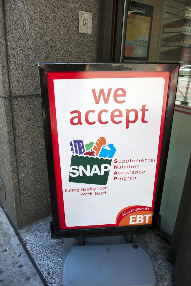 喬州有來自於70萬619個家庭、超過150萬州民,受惠於補充營養協助計畫(Supplemental Nutrition Assistance Program, SNAP),亦即糧食券,所提供的福利。(Getty Images)