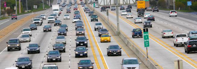 橙縣交通局希望藉由大規模公路擴建,改善交通堵塞狀況。(橙縣交通局提供)