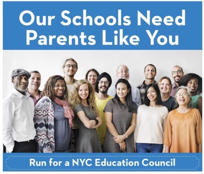 市教育局鼓勵家長加入全市和學區教育理事會。(取自市教育局推特)